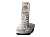 Panasonic Expandable Digital Cordless Answering System and Handset KX-TG4221N