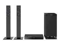 Panasonic 2.1 Channel Home Theater System Sound Bar w/ Subwoofer - SC-HTB37