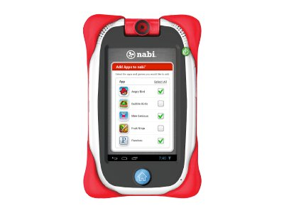 "Fuhu Nabi J 5"" Touch Screen Tablet"