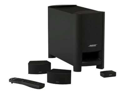 Bose CineMate® GS Series II Digital Home Theater Speaker System - 2.1 Channel