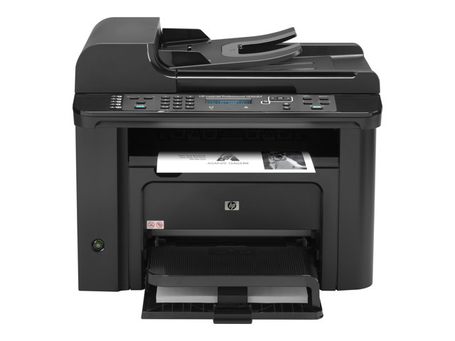 Hewlett Packard HP LaserJet Pro M1536dnf Multifunction Printer (Black) (Refurbished)