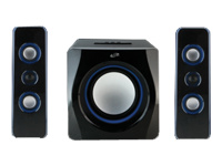 iLive 2.1-Channel Wireless Speaker System IHB23B