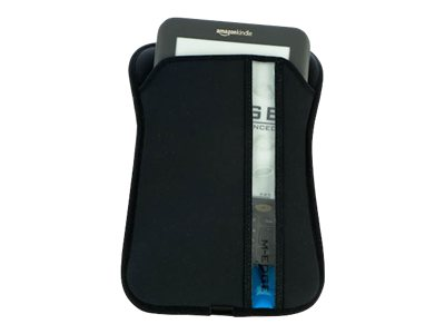 "M-EDGE Pop Sleeve for 6"" Devices - Black/Teal"
