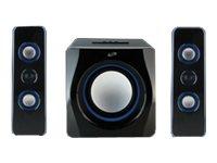 iLive 2.1-Channel Wireless Three-Speaker System