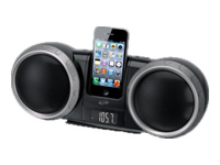 iLive ILIVE IBP232B IPHONE/IPOD Portable Boombox