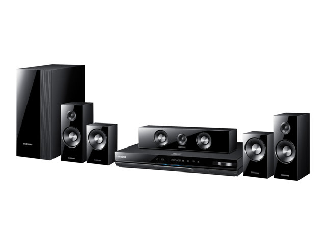 Samsung 5.1 Channel 3D Home Theater System with Built-in WiFi