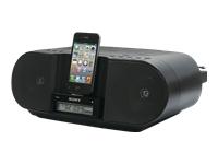 Sony Portable Boombox w/ iPod® Dock ZS-S3IPBLACKN