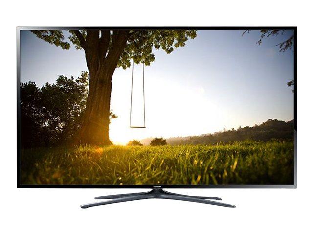 """Samsung 65"""" Class 1080p 120Hz 3D LED HDTV - UN65F6400AFXZA"""