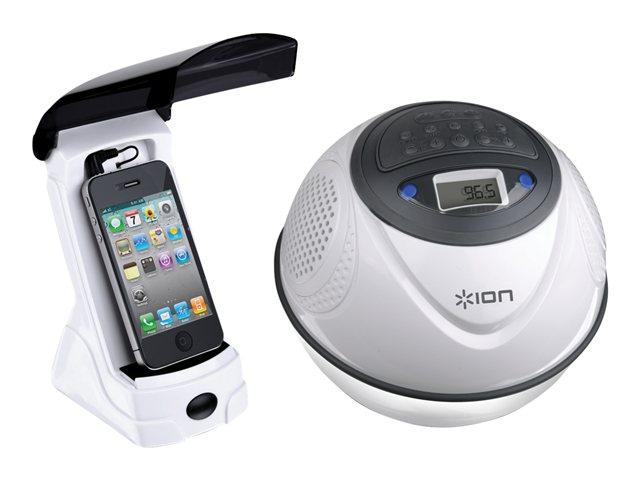 ION Audio Water Rocker Speaker for iPod