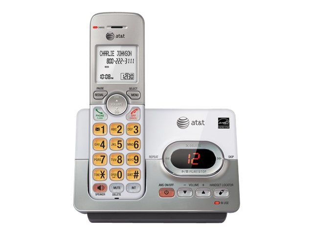 AT&T Cordless Answering System w/ Caller ID, Call Waiting EL52103
