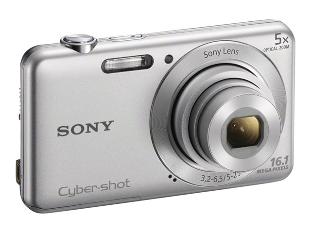 Sony Compact Zoom Digital Camera 16.1-Megapixel DSC-W710