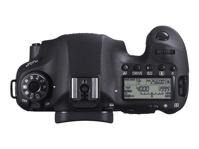 Canon EOS 6D 20.2MP Digital SLR Camera with EF 24-105mm f/4L IS USM Standard Zoom Lens