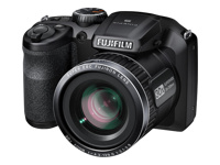 Fuji FinePix S4800 Digital Camera - Black