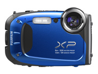 Fuji FinePix XP60 Digital Camera - Blue