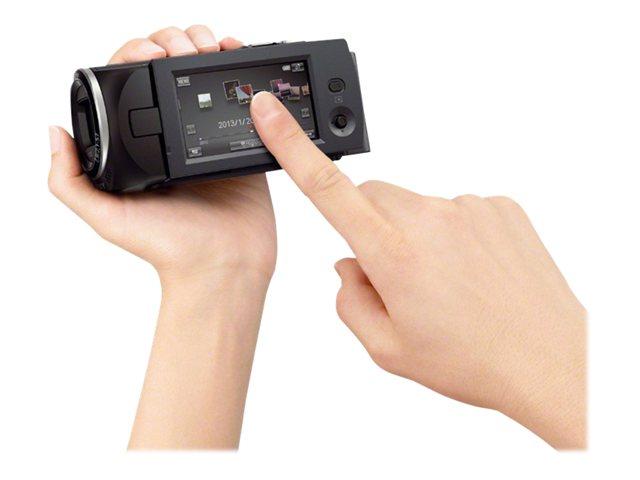 Sony Refurbished SONY 8GB HD Flash Memory Camcorder