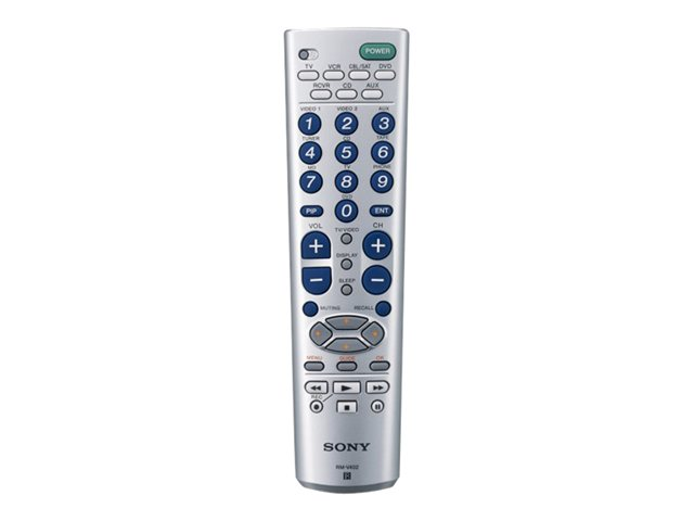 Sony Remote Control, 7 Component Universal