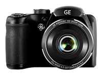GE 16-Megapixel Power PRO Series X450 Digital Camera - Black