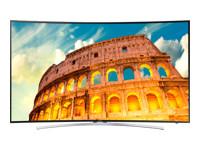 "Samsung 55"" Class 1080p 240Hz Curved LED Smart Full HDTV - UN55H8000"