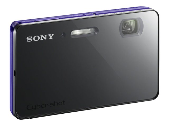 Sony DSC-TX200V Cyber-Shot® Digital Camera - Violet