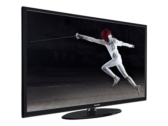 "Sharp 60"" Class Aquos 1080p 120Hz LED HDTV – LC60LE452U"