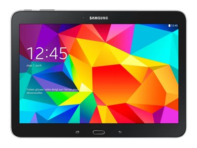 "Samsung 10.1"" Display 16GB 1.2 GHz Quad Core Processor Galaxy Tab 4 Tablet Black"