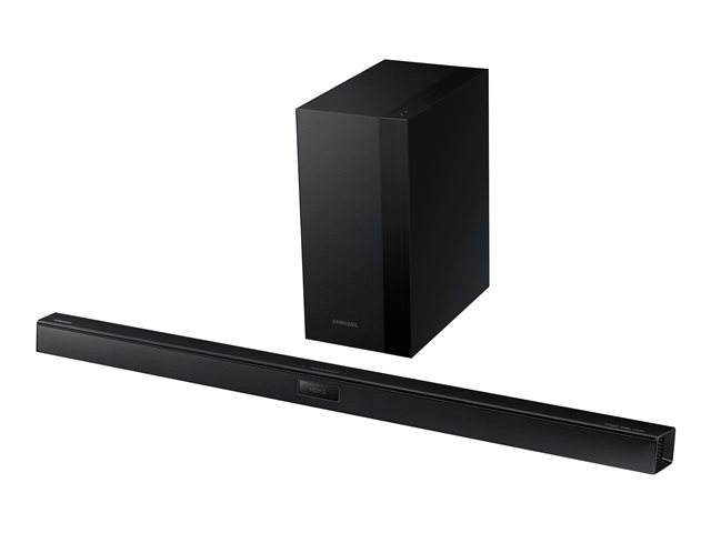Samsung 2.1 Channel Soundbar with Wireless Active Subwoofer – HW-H450