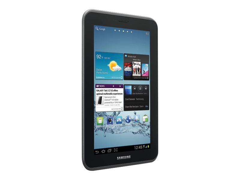 """Samsung 7"""" Galaxy Tab 2 with Wi-Fi (Titanium Silver)"""