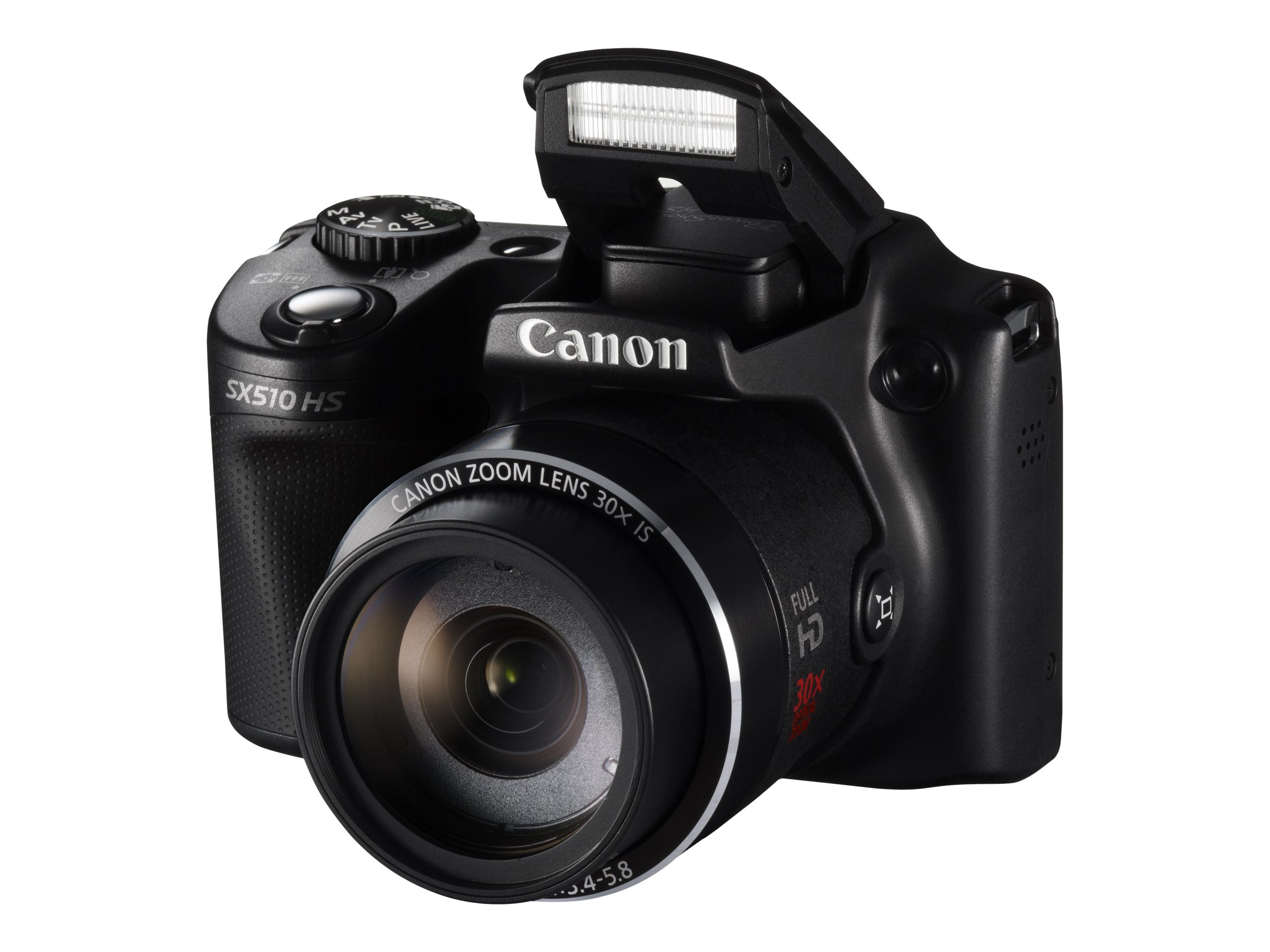 Canon 12.1 Megapixel SX510 PowerShot Digital Camera with WiFi
