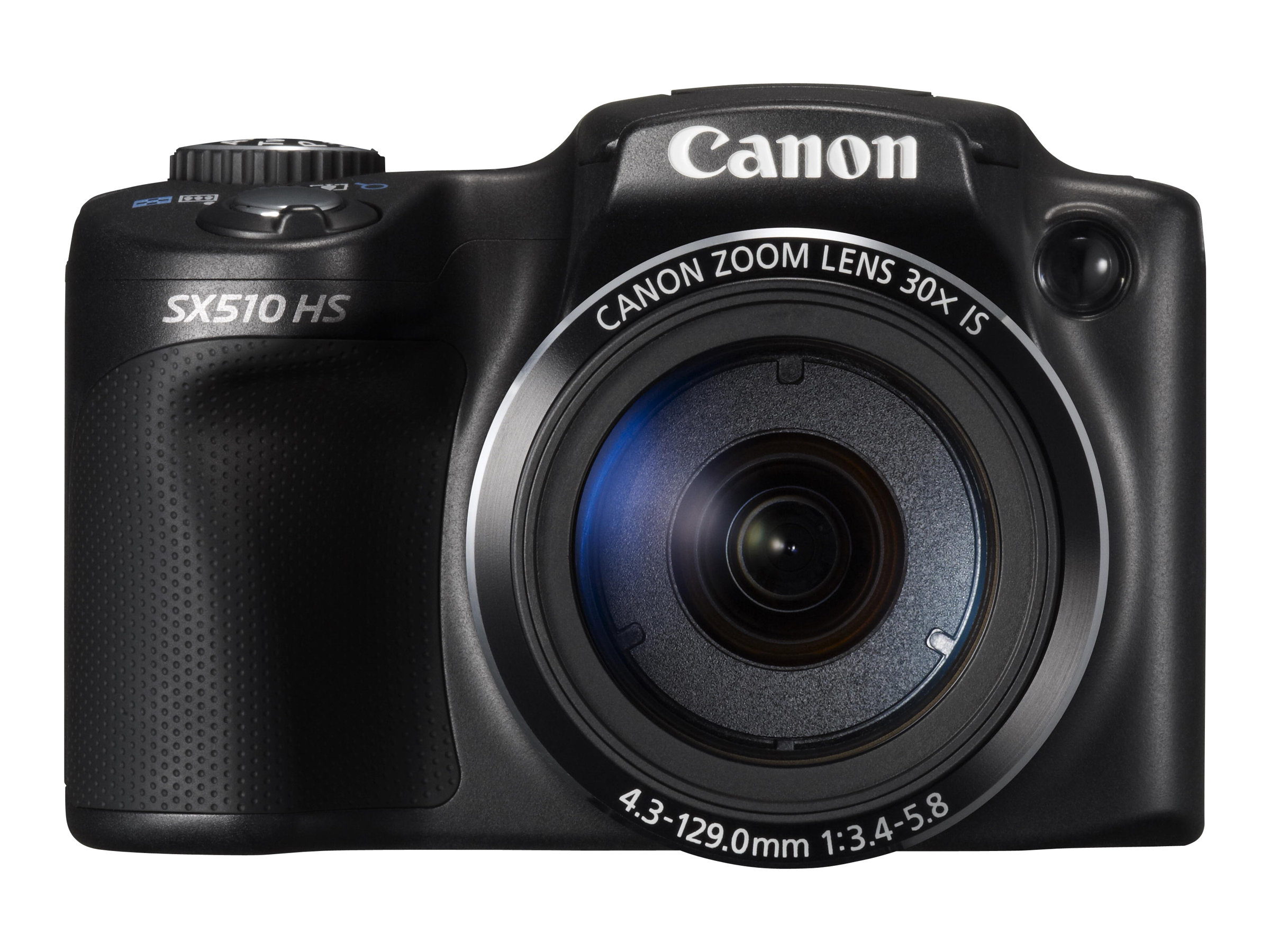 Canon 12.1 MP PowerShot Digital Camera SX510 HS