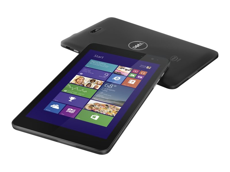 "Dell 1.86 GHz 32GB 8"" Venue Intel® Atom™ Processor Z3740D Tablet BELL8PRO81 Black"