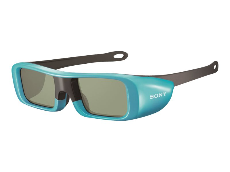 Sony 3D Active Glasses - Blue