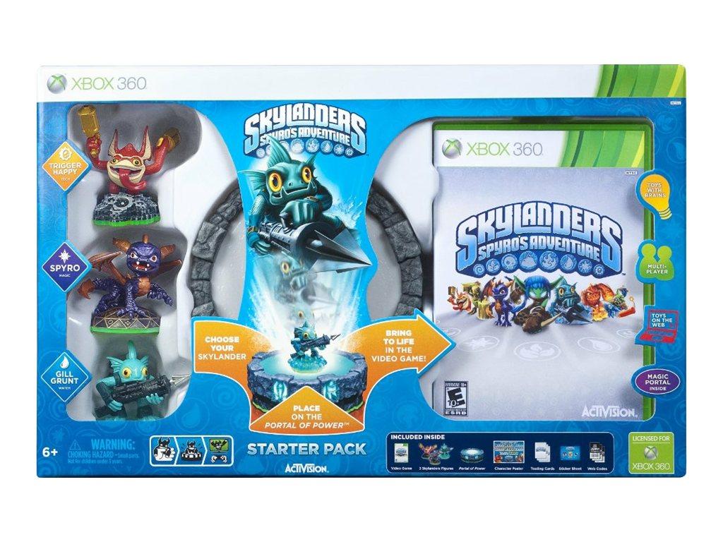 Activision Skylanders Spyro's Adventure Starter Pack for Xbox 360