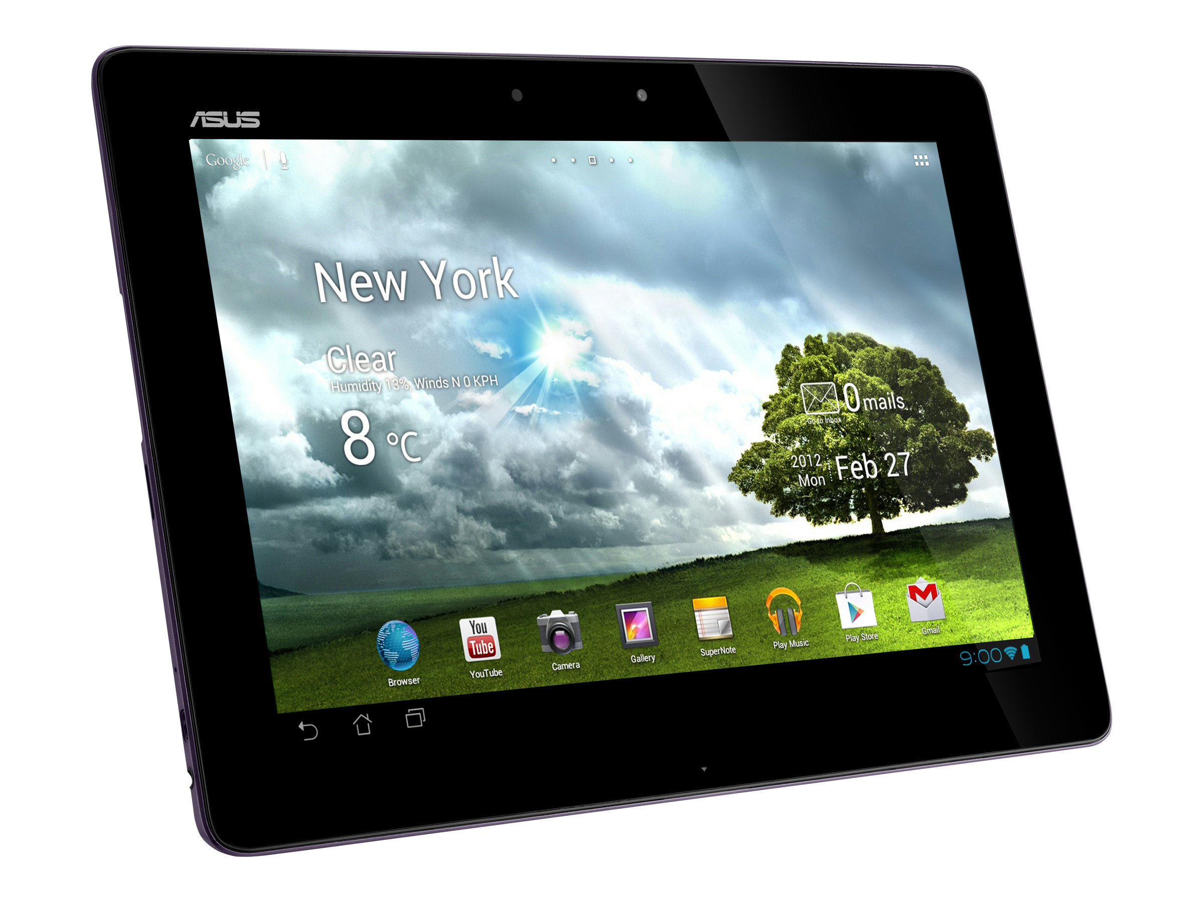 "Asus **Factory Refurbished** Asus TF700T-B1-GR Transformer 10.1"" Tablet - NVIDIA Tegra 3 1.6GHz 32GB Android 4.0"