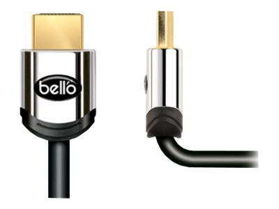 Bell'O 1 Meter(3.3 ft.) High Speed HDMI Cable with Ethernet