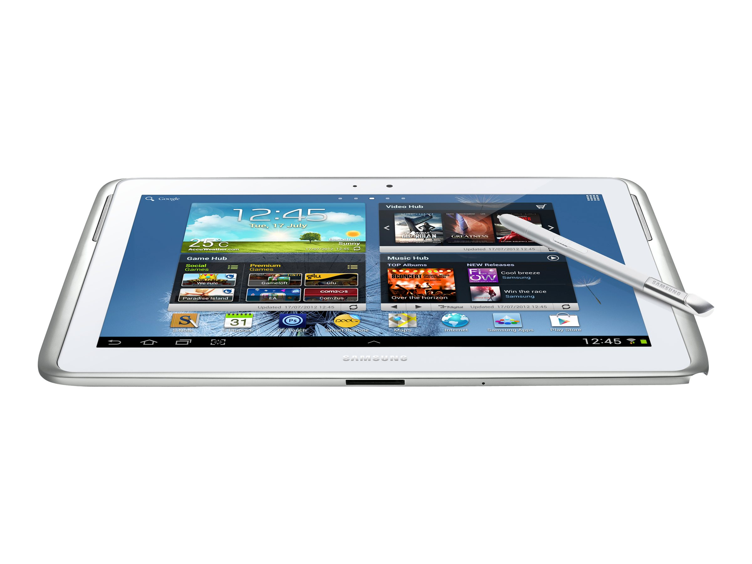 "Samsung Galaxy Note™ 10.1"" 16GB Wi-Fi® w/ S Pen™"