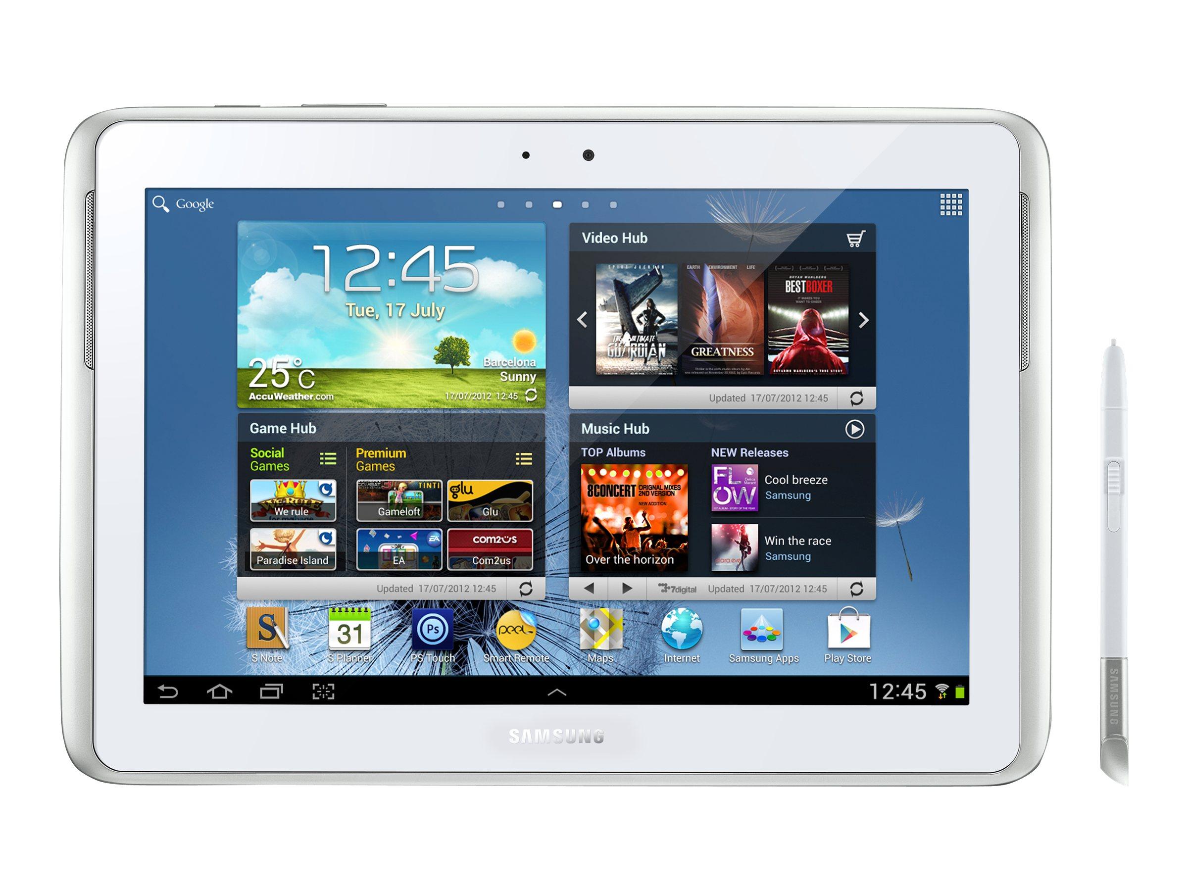 "Samsung Galaxy Note™ 10.1"" 16GB Wi-Fi® w/ S Pen™"