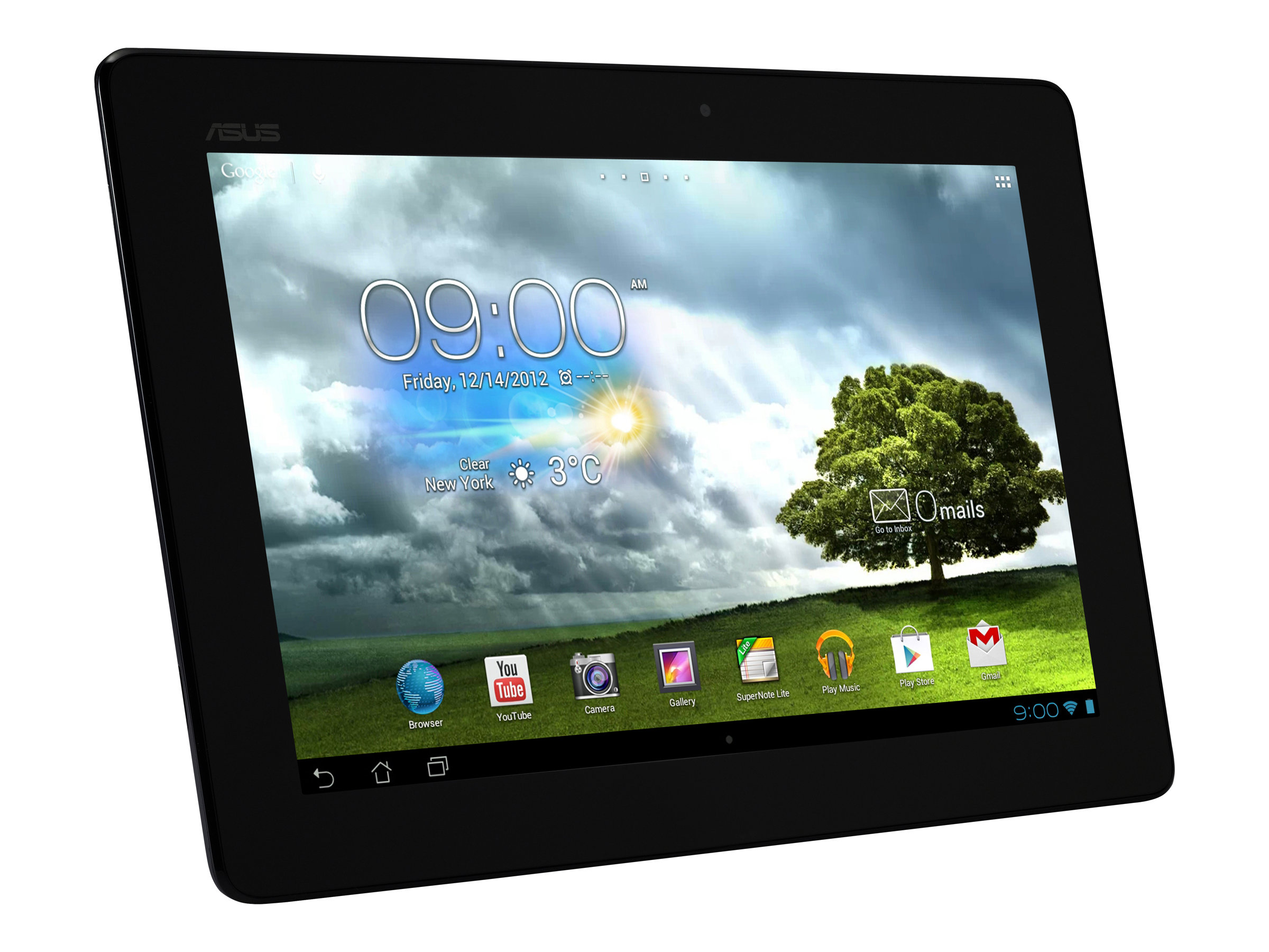 """Asus Tablet PC ME301T-A1-BL 10.1"""" Display w/ Android 4.1 Jelly Bean - Blue"""