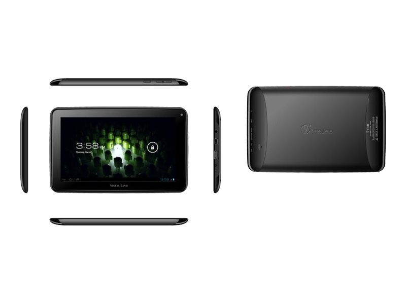 """Visual Land Prestige Elite 7Q 7"""" Tablet with 8GB Memory and Android 4.4 KitKat OS"""