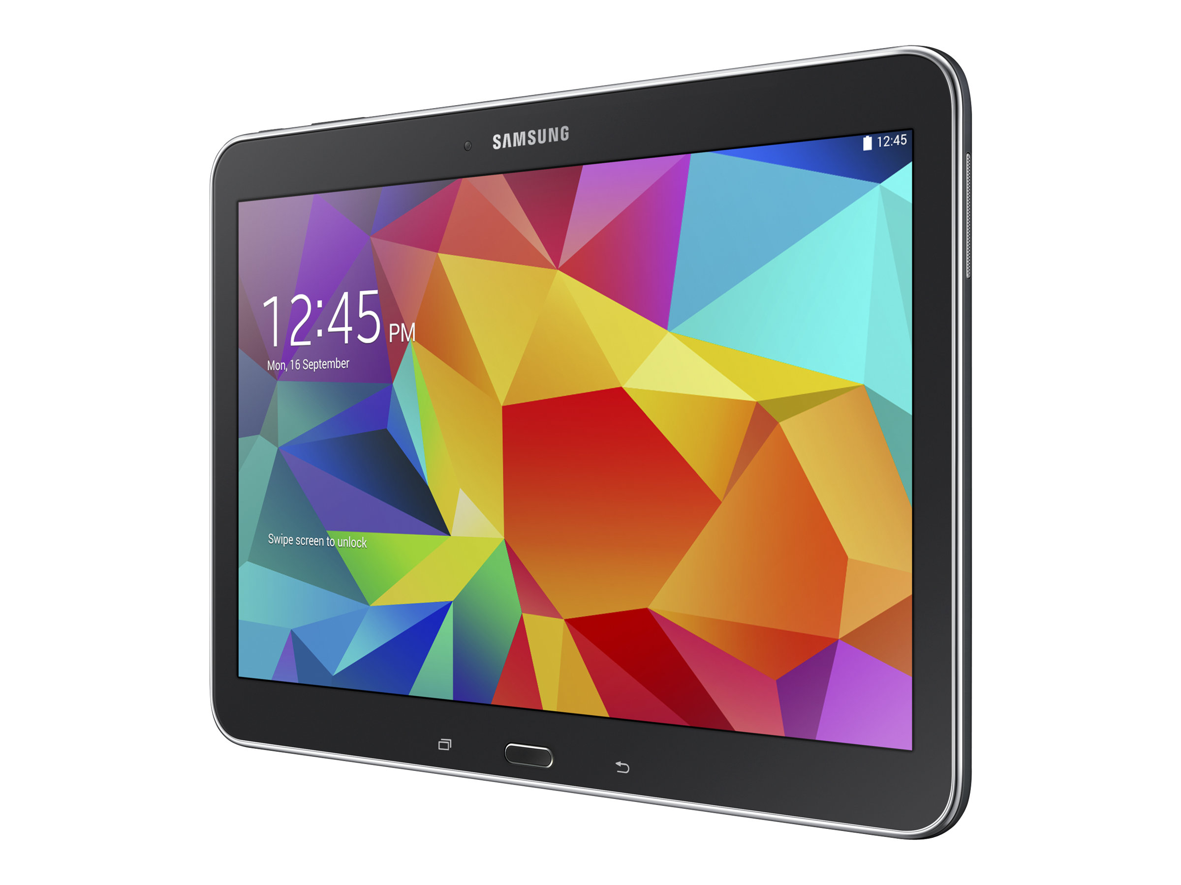 "Samsung Galaxy Tab 4 10.1"" Tablet with 16GB and Android 4.4 - Black"