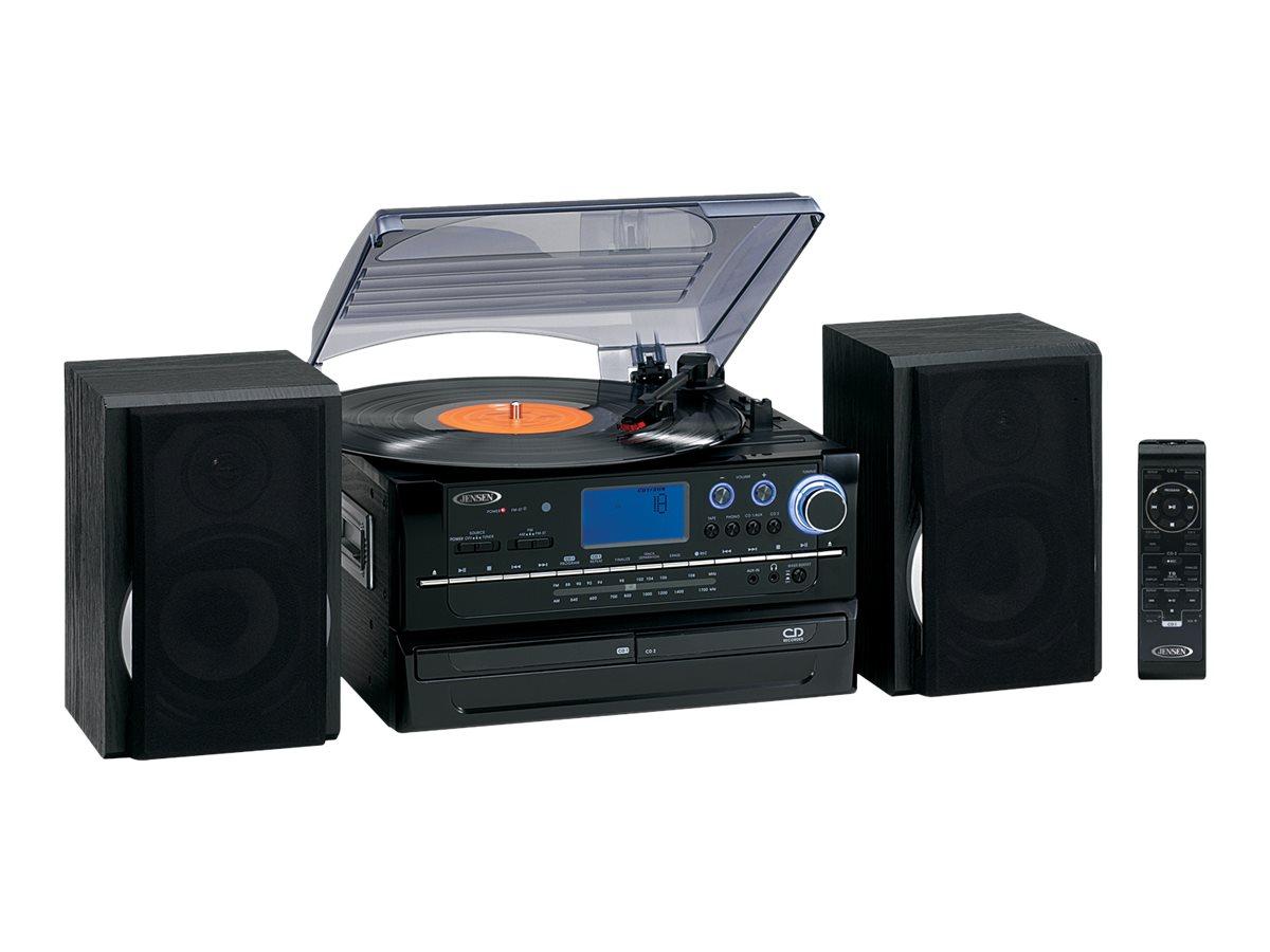 Jensen 5 in 1 Music System