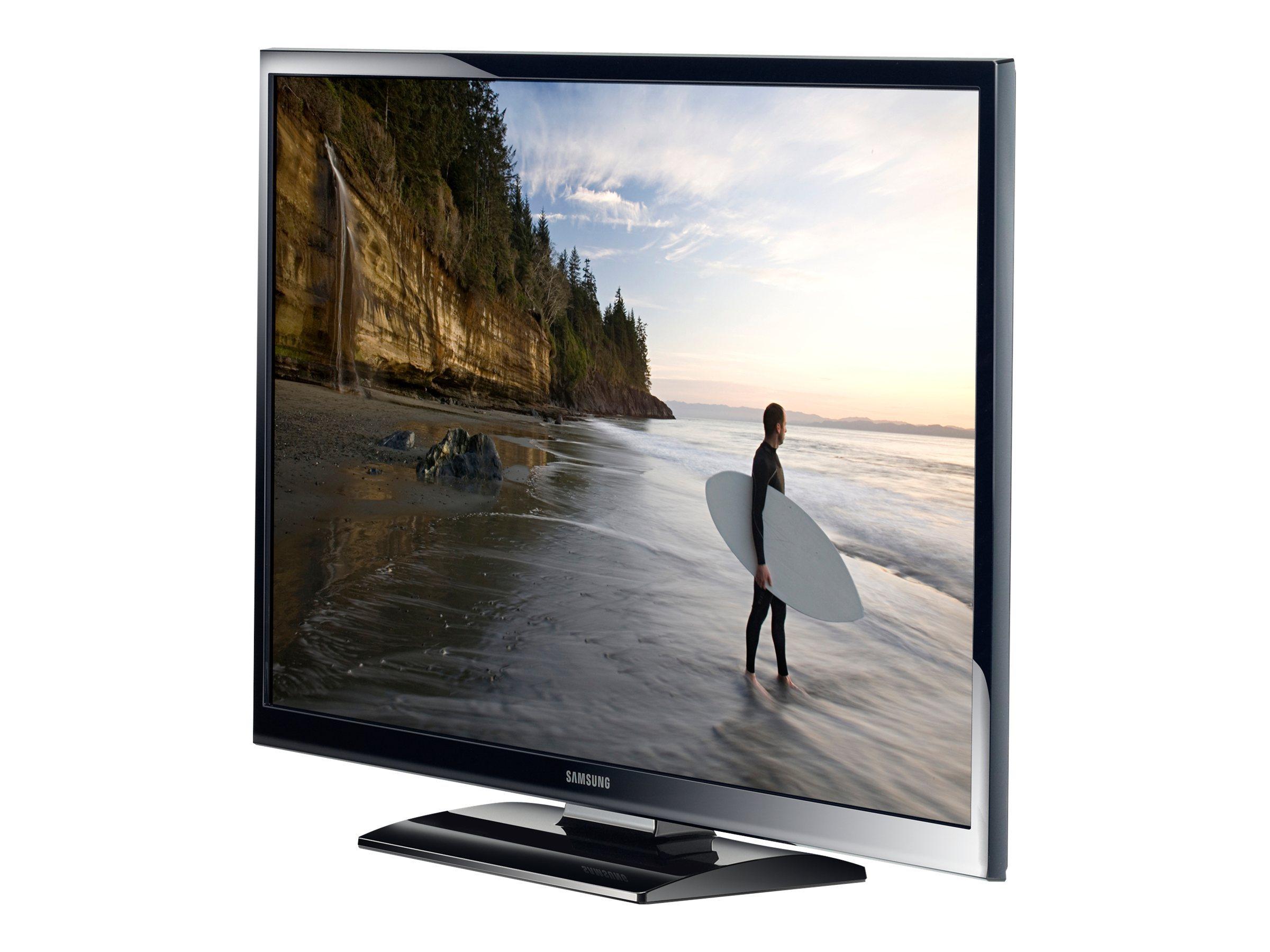 """Samsung 51"""" Class 720p 600Hz Plasma HDTV - PN51E450"""