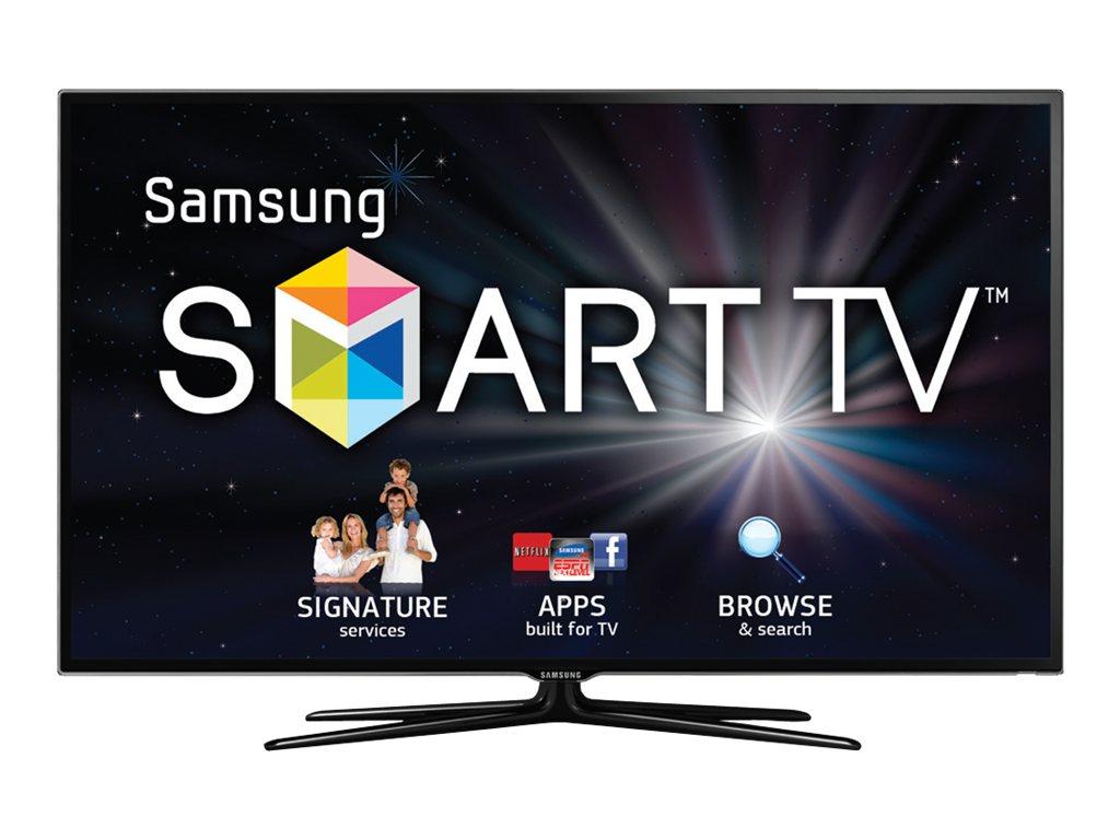 """Samsung 60"""" Class 1080p 120Hz 3D LED Slim Smart HDTV- UN60ES6500"""