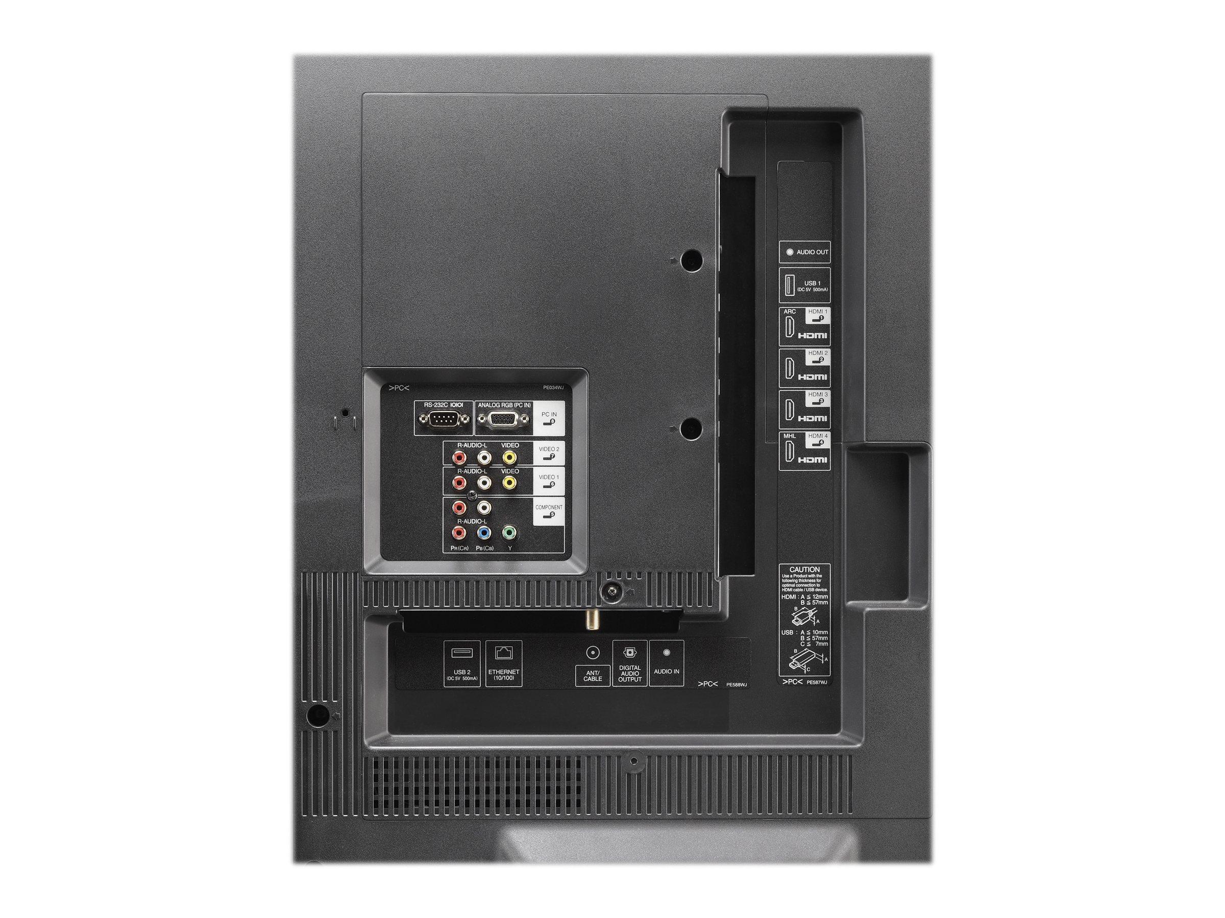 """Sharp 60"""" Class Aquos Quattron1080p 240Hz 3D LED Smart HDTV-LC60LE847U"""