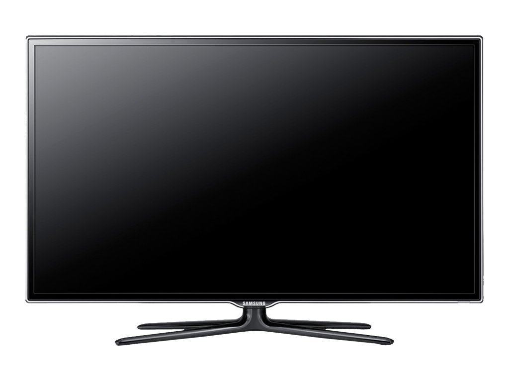 "Samsung 46"" Class 1080p 120Hz 3D LED Slim Smart HDTV- UN46ES6500 with 2 Pair of 3D active glasses"