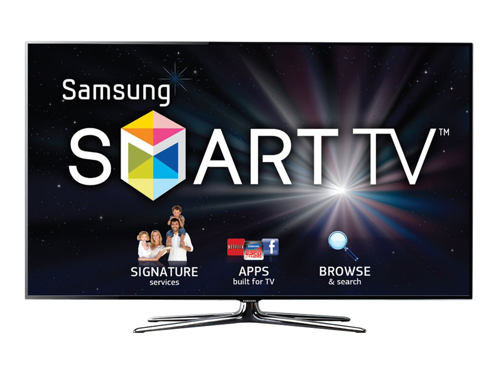 "Samsung Refurbished 60"" Class 1080p 240Hz 3D LED Ultra-Slim Smart HDTV-UN60ES7100"
