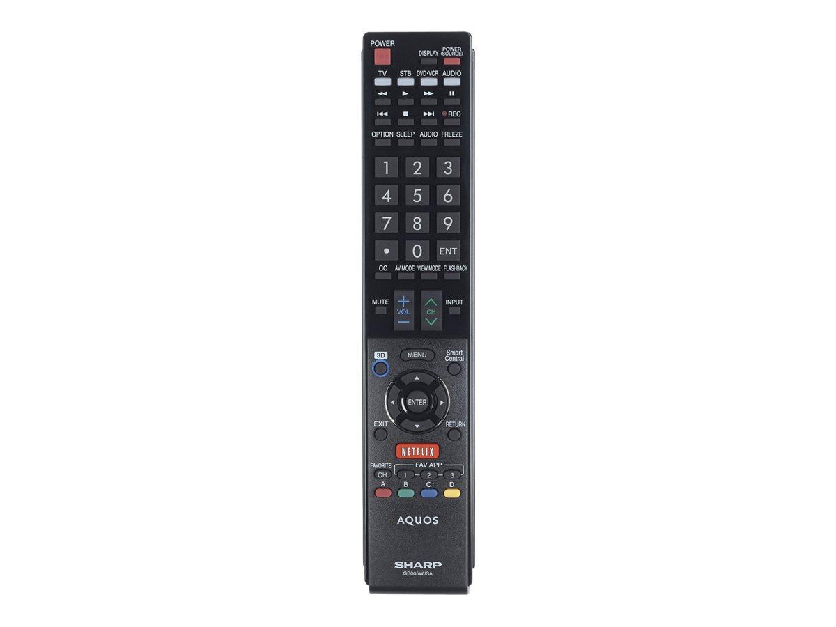 "Sharp AQUOS 70"" 1080p 120hz LED Smart HDTV - LC70LE650U"