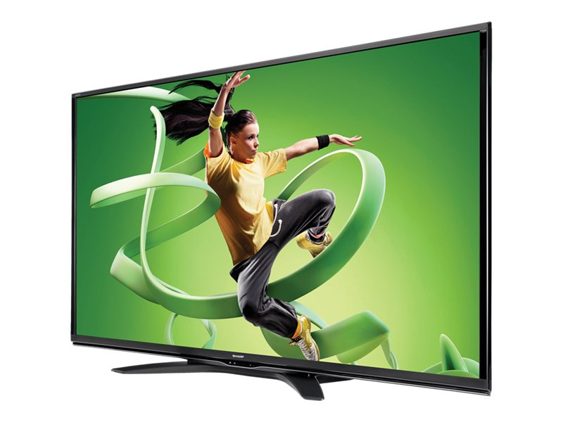 "Sharp Smart LED 60"" HDTV 1080p 240Hz AQUOS Q Series LC60EQ10U with WiFi"