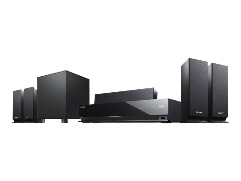 Sony BDV-E370 3D Blu-ray Home Theater System