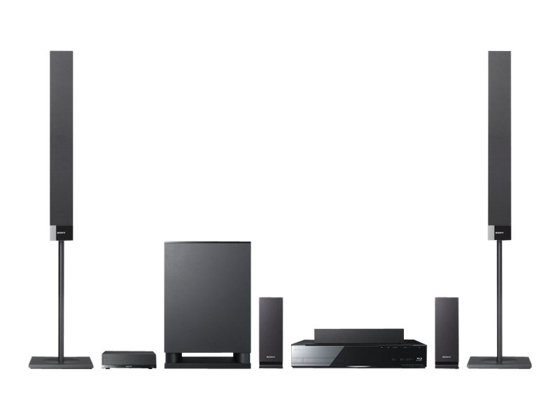 Sony 3D Blu-ray Home Theater System