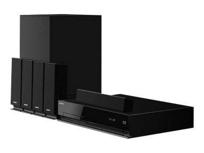 Sony 5.1 Channel 3D Blu-ray Home Theater System